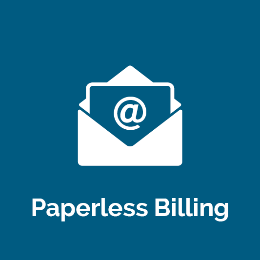 paperless billing con