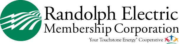 Randolph Electric Membership Corporation's Logo